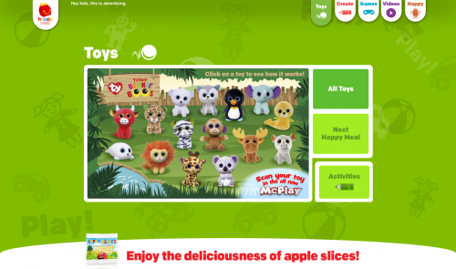 1841503a45b The U.S. HappyMeal.com website updated today to coincide with the beginning  of the Ty Teenie Beanie Boo Happy Meal promotion. Here s a look at the the  new ...