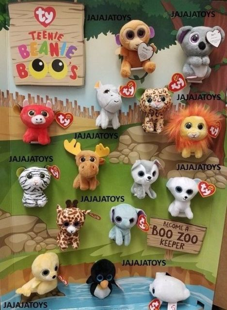 2017 Teenie Beanie Boos - News   Rumors  f9cd51379cb