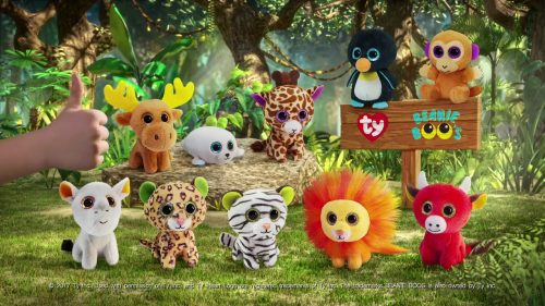 3efa10ec1f4 The 2017 Ty Teenie Beanie Boos officially hit McDonald s Happy Meals in the  United States tomorrow! Who s excited